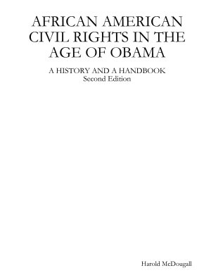 African American Civil Rights in the Age of Obama