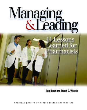 Managing and Leading