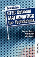 BTEC National Mathematics for Technicians PDF