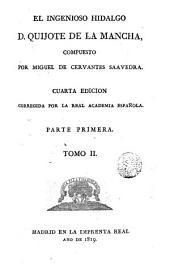El Ingenioso hidalgo D. Quijote de la Mancha,2