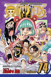 One Piece, Vol. 74: Ever at Your Side