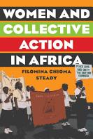 Women and Collective Action in Africa PDF