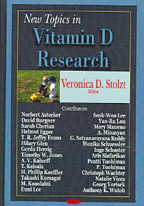 New Topics in Vitamin D Research PDF