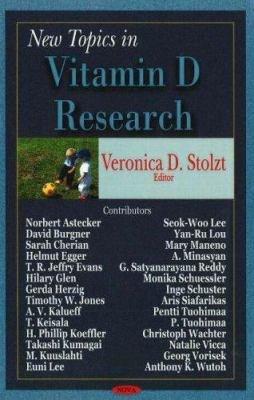 New Topics in Vitamin D Research PDF