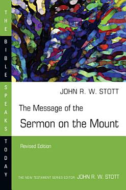 The Message of the Sermon on the Mount PDF