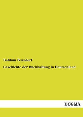 Geschichte der Buchhaltung in Deutschland PDF