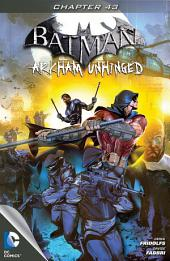 Batman: Arkham Unhinged #43