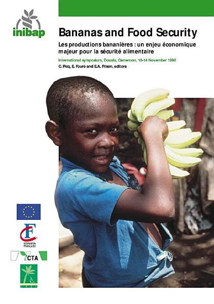 Download Bananas and Food Security Book