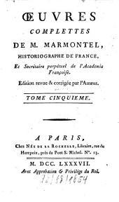 Élémens De Littérature: Volume1