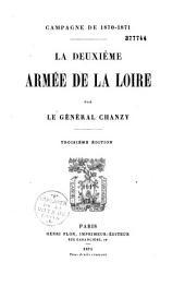 Campagne de 1870-1871: La deuxième armée de la Loire, Volume2