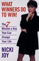 What Winners Do to Win  PDF