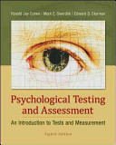 Psychological Testing and Assessment Book