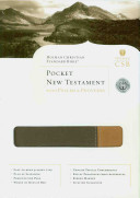Pocket New Testament with Psalms and Proverbs HCSB PDF