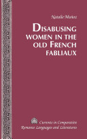 Download Disabusing Women in the Old French Fabliaux Book