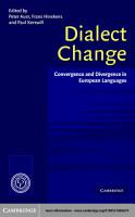 Dialect Change PDF