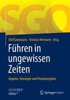 F  hren in ungewissen Zeiten PDF