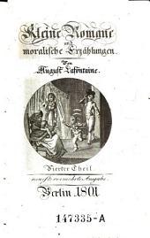 Kleine Romane und moralische Erzählungen. Neueste verm. Ausg: Band 4