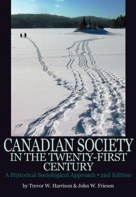 Canadian Society in the Twenty first Century PDF