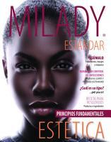 Spanish Translated Milady Standard Esthetics  Fundamentals PDF