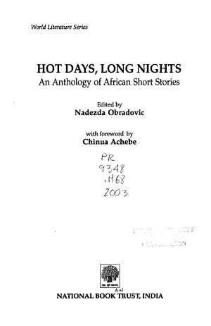 Hot Days, Long Nights