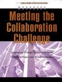 Meeting the Collaboration Challenge Workbook PDF