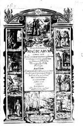 Disquisitionem magicarum libri VI (etc.) Prodit opus ultimis curis longe auctius et castigatius