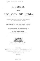 A Manual of the Geology of India: Chiefly Compiled from the Observations of the Geological Survey