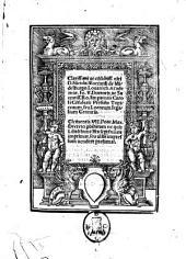 Clarissimi ... uiri d. Nicolai Euerardi de Midelburgo ... Topicorum, seu locorum legalium centuria ..