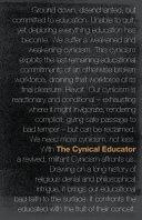 The Cynical Educator PDF