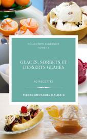 Glaces, sorbets et desserts glacés