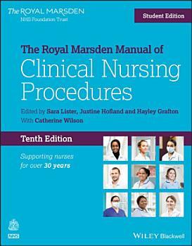 The Royal Marsden Manual of Clinical Nursing Procedures  Student Edition PDF