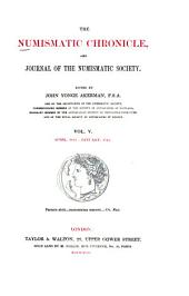 The Numismatic Chronicle: Volumes 5-6
