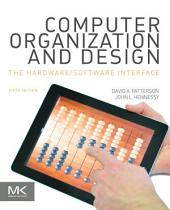 Computer Organization and Design: The Hardware/Software Interface, Edition 5