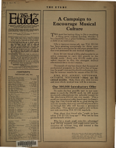 Etude: Volume 32, Issue 5