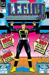 L.E.G.I.O.N. (1989-) #16