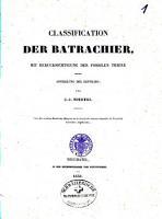 Classification der Batrachier PDF