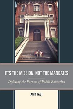 It s the Mission  Not the Mandates PDF