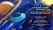 Los Cuentos de Hadas de Fasieland - 4: Viajes al Espacio Exterior en un Platillo Volante y Abducciones Extraterrestres