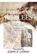 The Book Of Jubilees Book PDF