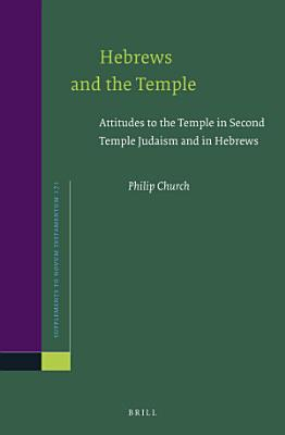 Hebrews and the Temple