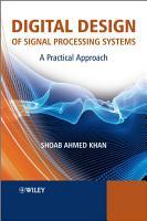 Digital Design of Signal Processing Systems PDF