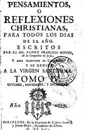 Pensamientos o reflexiones christianas para todos los dias de el año