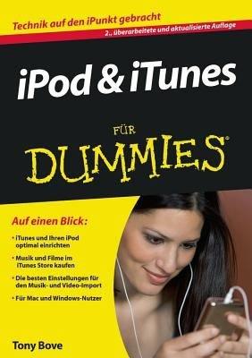 iPod   iTunes f  r Dummies PDF