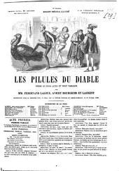 Les pilules du diable: Féerie en trois actes et vingt tableaux. Par Ferdinand Laloue, Anicet Bourgeois et Laurent