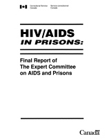 HIV AIDS in Prisons PDF