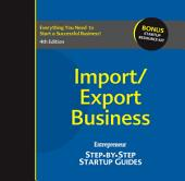 Import/Export Business: Step-by-Step Startup Guide
