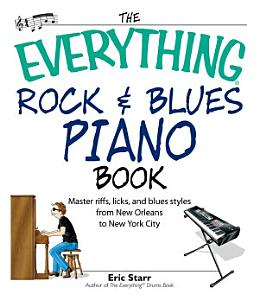 The Everything Rock   Blues Piano Book PDF