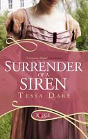 Surrender of a Siren  A Rouge Regency Romance PDF