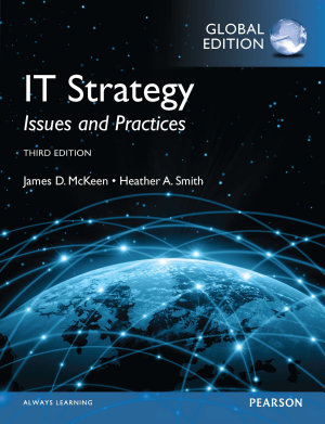 It Strategy Issues And Practices Global Edition