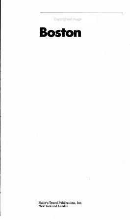 Boston  1990 PDF